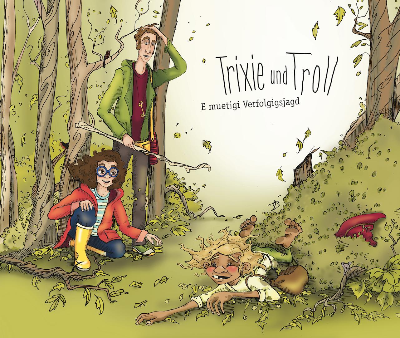 Trixie und Troll